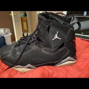 Jordan true flight basketball shoes